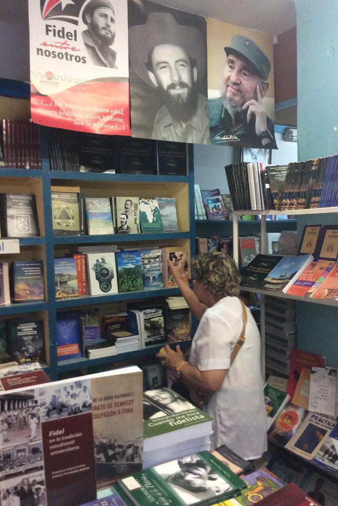 Livrarias em Cuba