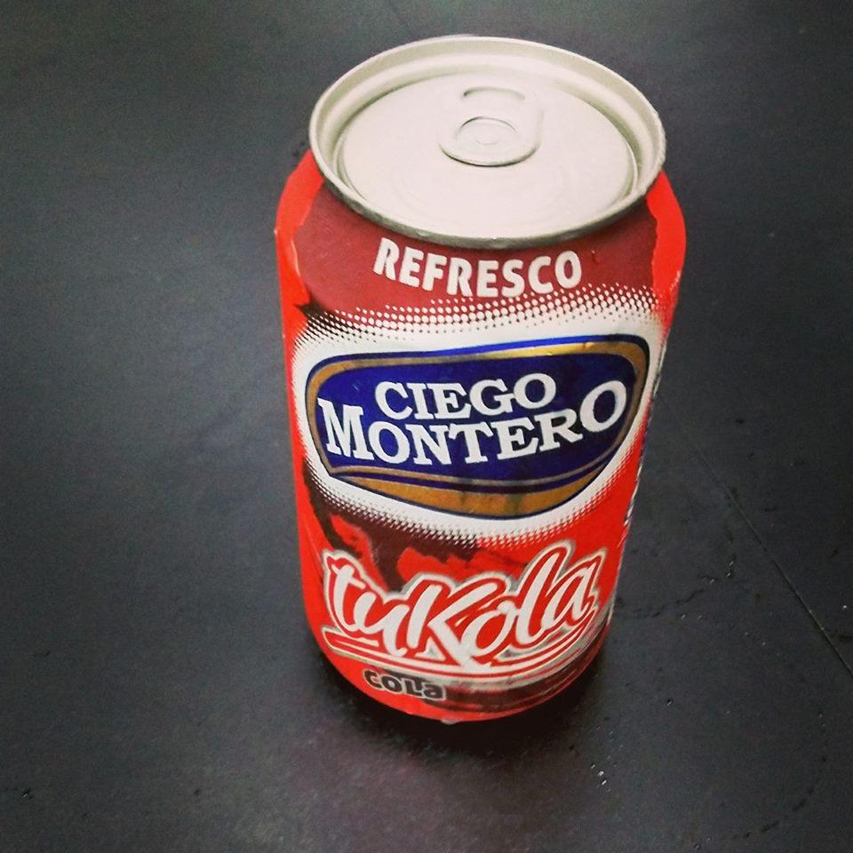 Refrigerante Cuba TuKola