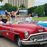 Passeio de Carro Clássico em Cuba – Viagem Cultural Havana 500