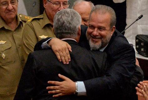 primeiro ministro de cuba