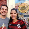 A experiência com o povo cubano foi a melhor coisa que aconteceu na viagem