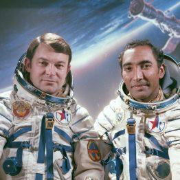 Um cosmonauta cubano? A façanha de Arnaldo Tamayo, o primeiro negro e latino-americano a viajar ao espaço